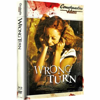 Wrong Turn 1 - 6 White Box Edition